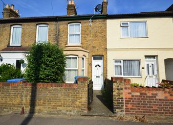 Thumbnail 3 bedroom terraced house for sale in Shakespeare Road, Sittingbourne