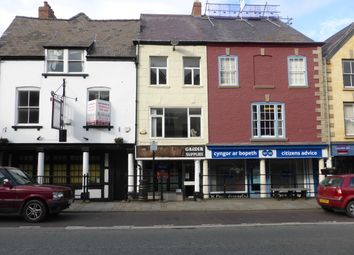 Thumbnail Retail premises to let in 25 High Street, Denbigh