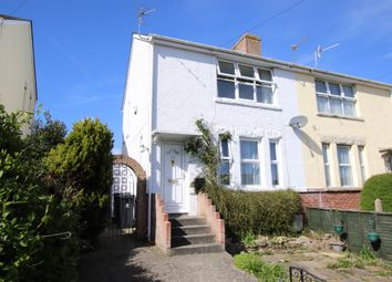Thumbnail 2 bed semi-detached house for sale in Days Road, Swanage