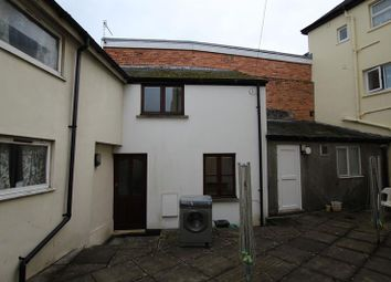 Thumbnail 1 bed end terrace house to rent in Watergate, Brecon