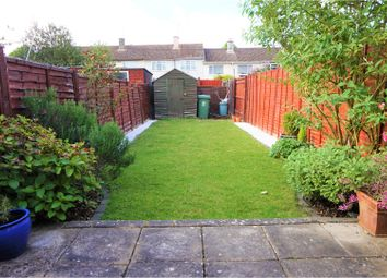 Thumbnail 2 bed terraced house for sale in Hill Hay Road, Gloucester