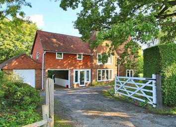Thumbnail 3 bed detached house for sale in Powder Mill Lane, Leigh, Tonbridge