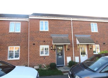Thumbnail 2 bed terraced house for sale in Izod Road, Rugby