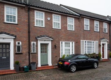 Thumbnail 3 bedroom terraced house to rent in Fairfax Place, South Hampstead, London