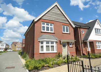 Thumbnail 3 bed detached house to rent in York Road, Calne