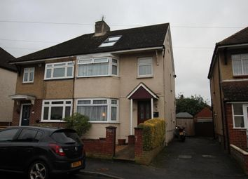 Thumbnail 4 bed semi-detached house for sale in Jubilee Road, Aldershot