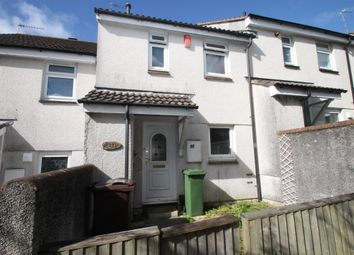 Thumbnail 2 bed terraced house for sale in Gravesend Walk, Plymouth
