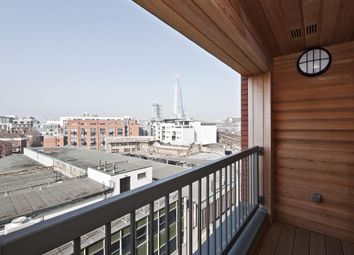 Thumbnail 1 bedroom flat to rent in Bermondsey Central, Maltby Street, London