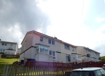Thumbnail 3 bedroom semi-detached house for sale in Balloch Road, Greenock