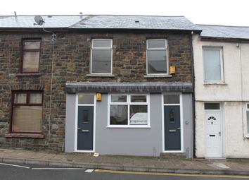 Thumbnail 1 bed maisonette to rent in Llewellyn Street, Pentre