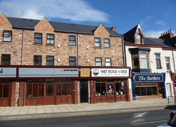 Thumbnail 2 bed flat to rent in York Road, Hartlepool