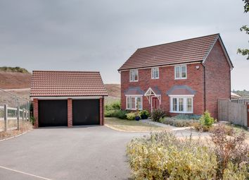Thumbnail 4 bed detached house for sale in Dovecote Close, Brockhill, Redditch