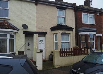 3 bed terraced house to rent in St. Johns Road, Gillingham, Kent. ME7