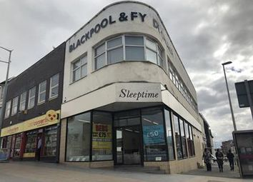 Thumbnail Commercial property for sale in 125-125A, Church Street, Blackpool, Lancashire