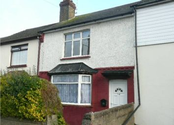 Thumbnail 3 bedroom terraced house to rent in King Edward Road, Gillingham