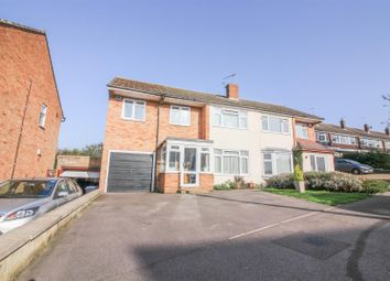 Thumbnail 4 bed semi-detached house for sale in Elmbridge, Harlow