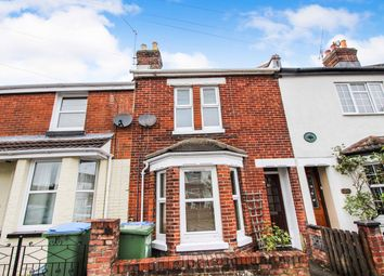Thumbnail 3 bed terraced house for sale in York Road, Southampton