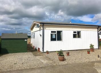 Thumbnail 2 Bed Mobile Park Home For Sale In Station Road Thirsk