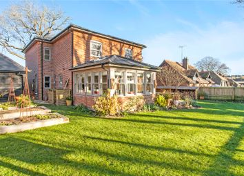 Thumbnail 4 bed detached house for sale in Bighton, Alresford, Hampshire