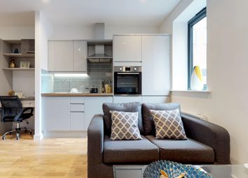 Thumbnail 2 bed flat to rent in Onyx Residence, St Marys Road, Sheffield, South Yorkshirwe
