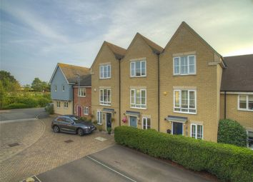 Thumbnail 3 bed terraced house for sale in Stokes Drive, Godmanchester, Huntingdon, Cambridgeshire