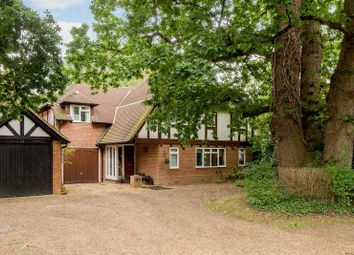 4 bed detached house for sale in Linersh Wood, Bramley, Guildford GU5