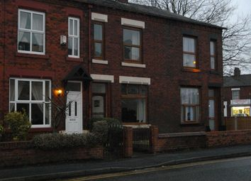 Thumbnail 2 bed terraced house to rent in Eaves Lane, Chadderton, Oldham