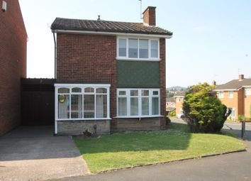 Thumbnail 3 bed detached house to rent in Ashville Drive, Halesowen, West Midlands