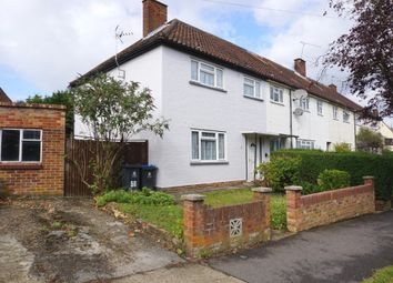 Thumbnail 3 bed end terrace house for sale in Sanger Avenue, Chessington