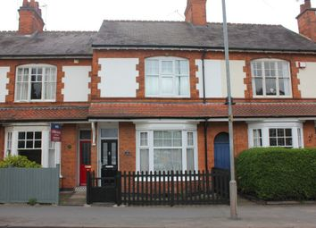 Thumbnail 2 bedroom terraced house for sale in Long Street, Wigston, Leicester