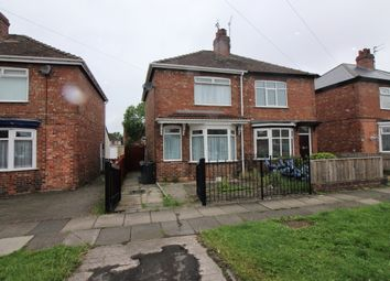 Thumbnail 2 bedroom semi-detached house to rent in Geneva Road, Darlington, County Durham