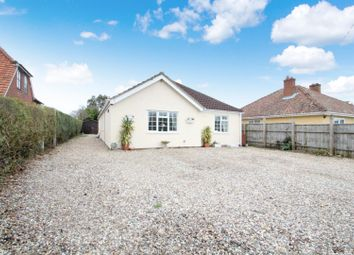 Thumbnail 5 bed detached bungalow for sale in London Road, Capel St. Mary, Ipswich