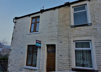 Thumbnail 3 bed end terrace house to rent in Cairo Street, Burnley
