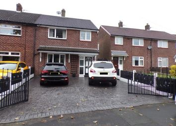 Thumbnail Semi-detached house for sale in St. Marys Road, Aspull, Wigan, Greater Manchester