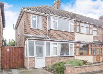 Thumbnail 3 bed end terrace house for sale in Berkshire Road, Aylestone, Leicester