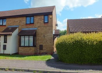 Thumbnail 3 bed end terrace house to rent in Dart Close, St. Ives, Huntingdon