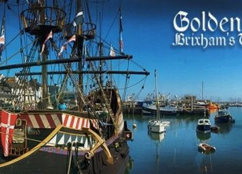 Thumbnail Commercial property for sale in The Quay, Brixham