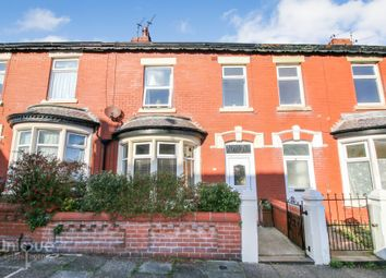 Thumbnail 3 bed terraced house for sale in Manor Road, Blackpool