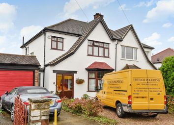 Thumbnail 3 bed semi-detached house for sale in Convent Hill, London