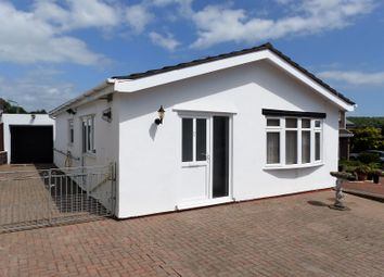 Thumbnail 2 bedroom detached bungalow for sale in Glynbridge Gardens, Bridgend, Mid Glamorgan.