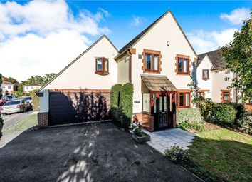 Thumbnail 4 bed detached house for sale in Vicarage Road, Egham