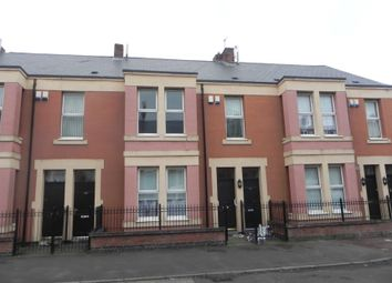 Thumbnail 3 bed flat for sale in 192 Rawling Road, Gatesehad, Tyne And Wear
