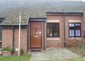 Thumbnail 1 bed terraced house to rent in Highbrow, Great Glen, Leicester