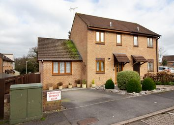 3 bed semi-detached house for sale in Mellons Close, Newton Abbot TQ12