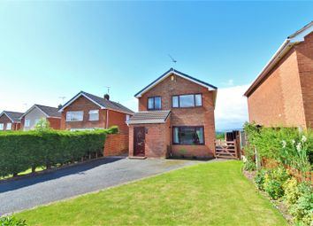 Thumbnail 3 bed detached house for sale in Bryn Awelon, Buckley