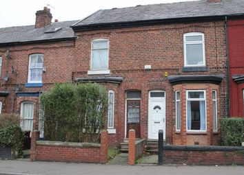 Thumbnail 2 bed terraced house for sale in Broom Lane, Levenshulme, Manchester