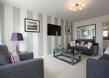 Thumbnail 3 bedroom detached house for sale in The Liffey, Masefield Avenue, Holmewood, Chesterfield