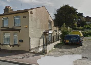 Thumbnail 2 bed terraced house to rent in Castle Road, Chatham, Kent.