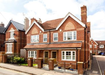Thumbnail 4 bed semi-detached house for sale in Avondale Villas, Moores Road, Dorking, Surrey