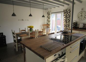 Thumbnail 4 bed property for sale in Park Road, Blaby, Leicester